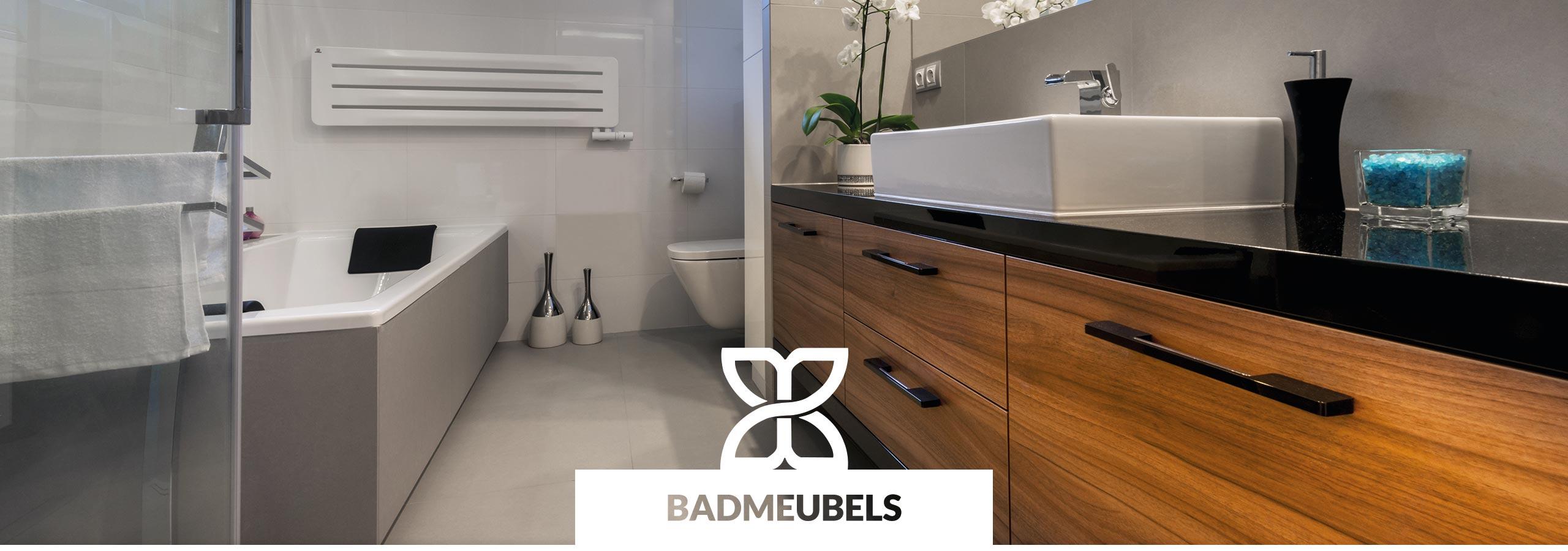 badkamermeubels en spiegelkasten plaatsen rondom zevenaar